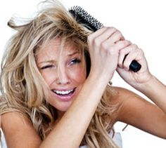 How to deal with tangled hair. Six Tips to Help You Detangle Your Hair