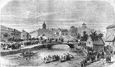 Entering of Carol I in Bucharest, 10 May 1866 - Carol I al României - Wikipedia