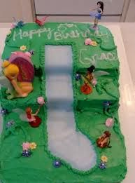 Tinkerbell birthday cake ideas