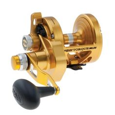 Torque Lever Drag 2 Speed Conventional Reel - 30, 5.5:1/2.8:1 Ge