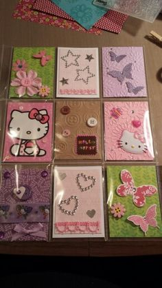 #Hello kitty pocket letter by Roseann