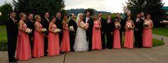 Professional Pittsburgh Wedding Disc Jockey DJ Rockin Steve - Jill & Justin Marry Then Rock Out The Hilton Garden Inn S. Pointe     http://djrockinsteve.com/content.php?236-Jill-Justin-Marry-Then-Rock-Out-The-Hilton-Garden-Inn-S-Pointe