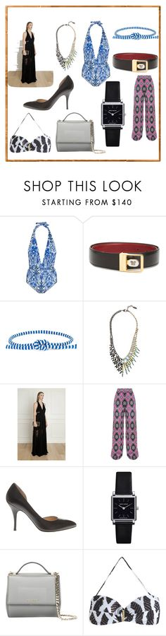 """elegance"" by kristen-stewart-2989 ❤ liked on Polyvore featuring Heidi Klein, Lanvin, Ports 1961, Joomi Lim, Elie Saab, Temperley London, Duccio Venturi, Isabel Marant, Givenchy and ViX"