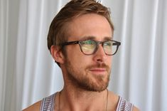 Ryan Gosling Tortoise Shell Glasses