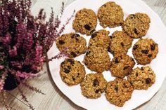 Szybko i zdrowo – ciasteczka owsiane FIT bez cukru!