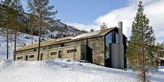 Une chalet design en montagne - PLANETE DECO a homes world