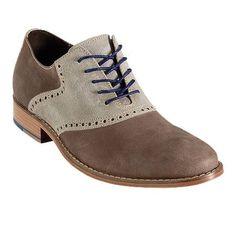 Love Saddle shoes for men.