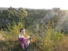 My hometown is amazing: city geological sites - Kadzielnia