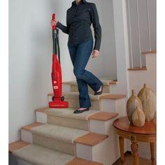Dirt Devil® Simpli-Stik™ Lightweight Corded Bagless Stick Vacuum, SD20000RED