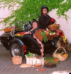 Clarissa Dickson Wright  (Celebrity Chef - Two Fat Ladies) 24 June 1947 – 15 March 2014