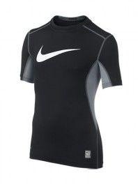 5d93369eb3 Nike Kid's Pro Combat Fitted Top #hibbett #backtoschool #nike. Hibbett  Sports®