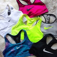 I could live in nike bras.. just kidding I pretty much already do