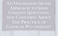 A wealth of information about various topics in psychotherapy and mental health from a psychodynamic perspective.