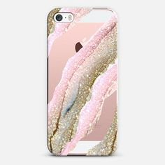 FLAWLESS PINK WRAPPED by Monika Strigel - Classic Snap Case