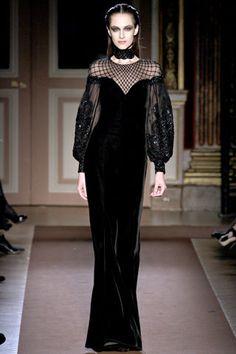 Beautiful Black Dress - So Sleek !