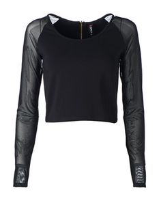 Tricot shirt Perfect Little Black Dress, Leather Jacket, Party, Jackets, Outfits, Collection, Dresses, Fashion, Tricot