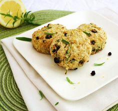 Inspired Edibles: Lemon Currant Oatmeal Scones with fresh Lavender Leaves