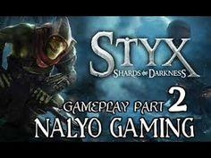 STYX: Shards of Darkness, PS4 Gameplay Episode 2.