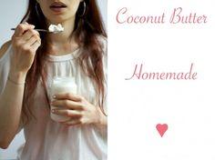 Beurre de coco sur Chaudron Pastel de Mély