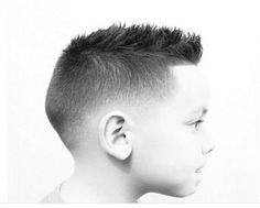 Hairstyles For Short Hair Boys 30 Cool Haircuts For Boys 2018  Pinterest  Fade Haircut Haircuts