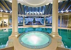 Israeli billionaire Lev Leviev has the 5th most expensive pool in the world, having cost $68 million to build.