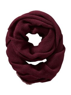 Lightweight-Sweater Infinity Scarf