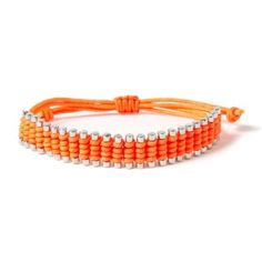 Neon Cord Bracelet with Rods one directions friendship braclets