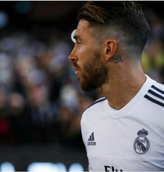 sergio ramos tattoo ear