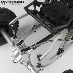 Vanquish Products - Currie Antirock Yeti Sway Bar Clear Anodized, $44.95 (http://www.vanquishproducts.com/currie-antirock-yeti-sway-bar-clear-anodized/)
