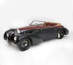 1938 Bugatti Type 57C Stelvio (sold by RM Auctions, in association with Sotheby's, at its third annual Automobiles of London auction on October 28th, 2009 at Battersea Evolution in London for 728,200 USD [from the Schermerhorn Collection])