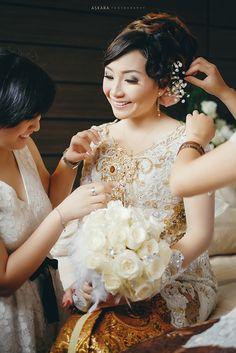 wedding of Nadya & Cahyo