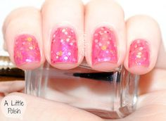 "@Tawdry Terrier ""Preppy Puppy"" - swatches and review at http://alittlepolish.blogspot.com/2013/08/tawdry-terrier-dog-days-of-summer.html #nailpolish #indienailpolish"