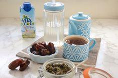 Dattes, feuilles de framboisier & eau de coco - Mon régime pré-accouchement - Anne-Sophie - Fashion Cooking
