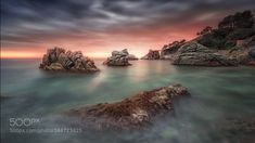 Cala Frares by Lluisdeharo Wonderful Places, Amazing Places, Landscape Photography, Travel Photography, Photos Of The Week, Places To See, The Good Place, Shades, River