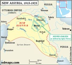 31 best historical maps of assyria images on pinterest historical