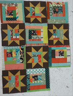 Em's Scrapbag: Moving Forward and Tutorial Quilting For Beginners, Quilting Tips, Quilting Tutorials, Christmas Is Over, Before Christmas, I Have A Plan, Star Blocks, Half Square Triangles, Flying Geese