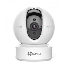 EZVIZ IP security camera Indoor Spherical Ceiling/Wall/Desk 1920 x 1080 pixels Ip Security Camera, Security Door, Best Smart Home, Cat Toilet, Wall Desk, Cameras For Sale, Hygiene, Da Nang, Home Automation