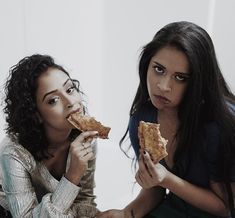 sitting on a toilet, eating cheese pizza. a lactose intolerant genius. | yeah, santa claus is coming to town... but we already came! ew. LILLY AND I COLLABED. it's a christmas miracle! you already know this, but go watch it again! up on lilly's channel! so hard not to laugh or even look good while next to this babe. i'll take a slice of her instead. @iisuperwomanii