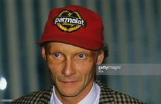 Niki Lauda in March 1987 .