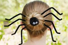 14 Impossibly Cute Halloween Hair Ideas That Require No Costume