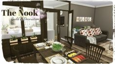 Dinha Gamer: The Nook • Sims 4 Downloads