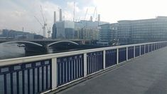 View of Battersea Power Station from Chelsea Bridge #batterseapowerstation #LDN