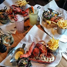 A Lobster at Burger & Lobster | 18 Things Everyone Must Eat In Cardiff