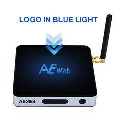 AE254 Android Tv Box Amlogic S912 Окта основные Android 6.0 TV Box 2 г/16 г 2.4 г/5 ГГц wi-fi gigabit lan google play set top box kb2 pro