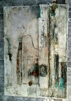 Mixed Media 80 x 100 Sonja Bittlinger