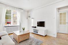 Un apartamento de sólo 40 metros cuadrados donde el espacio se aprovecha a la perfección.