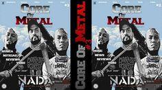 Cresta Metálica Producciones » Core Of Metal Magazine lanza su tercera edición