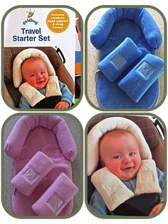 Our little Travel Starter Packs at www.babybellandco.com