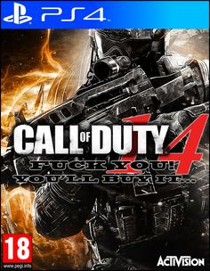 "[LEAKED] Next ""Call of Duty"" Title"