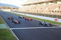 F1 Noticias de última hora FIA probó el nuevo sistema de reinicio de carrera en Barcelona